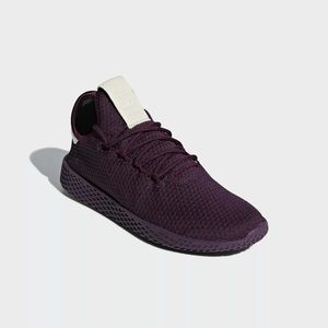 Adidas Women's Pharrell Williams Tennis Hu Shoes
